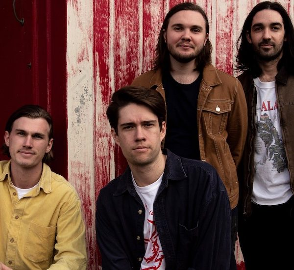 Future Haunts Launch New EP Rushmore with free, all ages instore!