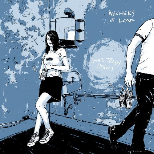 Archers Of Loaf – White Trash Heroes (reissue)