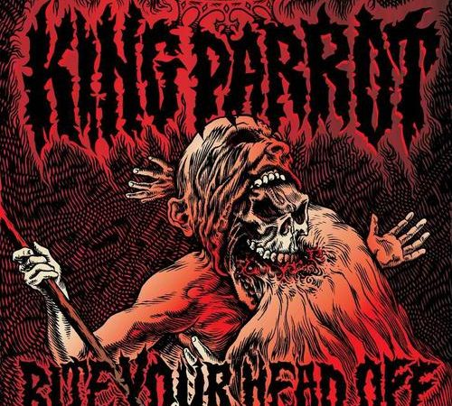 King Parrot – Bite Your Head Off (2020 reissue)