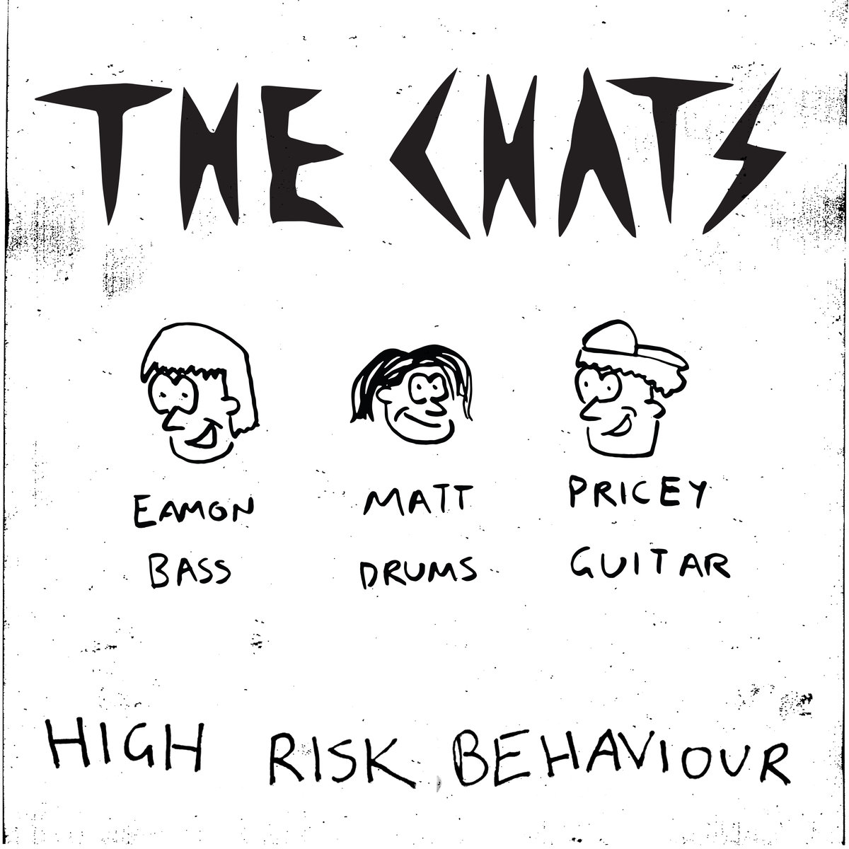 The Chats – High Risk Behaviour (coloured vinyl)
