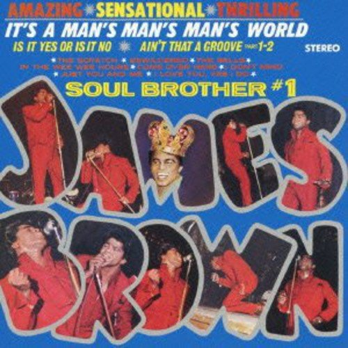 James Brown – It's A Man's Man's Man's World (reissue)