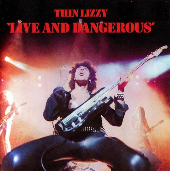 Thin Lizzy – Live And Dangerous (reissue)