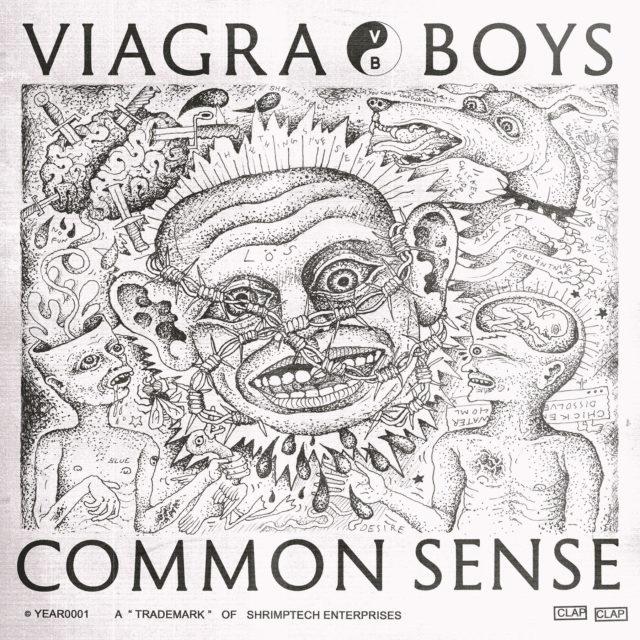Viagra Boys – Common Sense