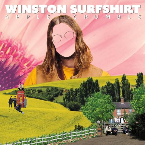 Winston Surfshirt – Apple Crumble