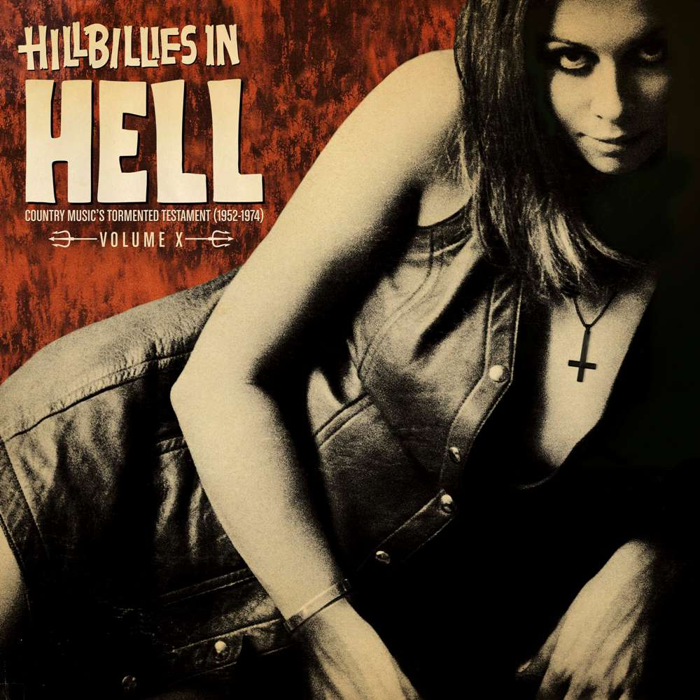Various – Hillbillies From Hell Vol 10