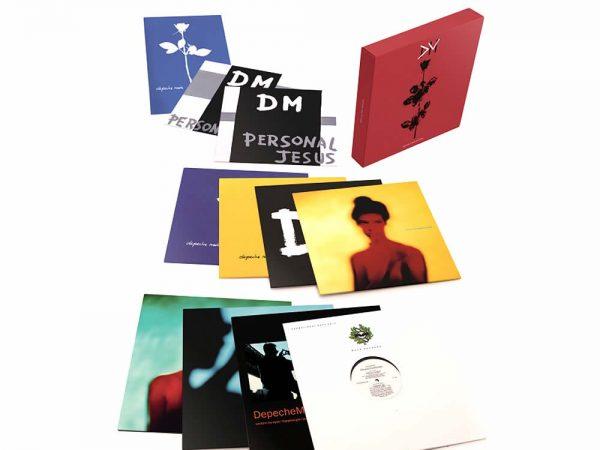 Depeche Mode – Violator Vinyl Boxset
