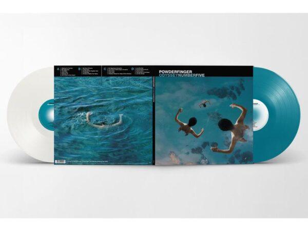 Powderfinger – Odyssey Number Five 20th Anniversary Reissue