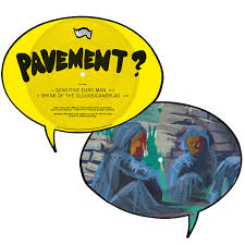 Pavement – Sensitive Euro Man Picture Disc