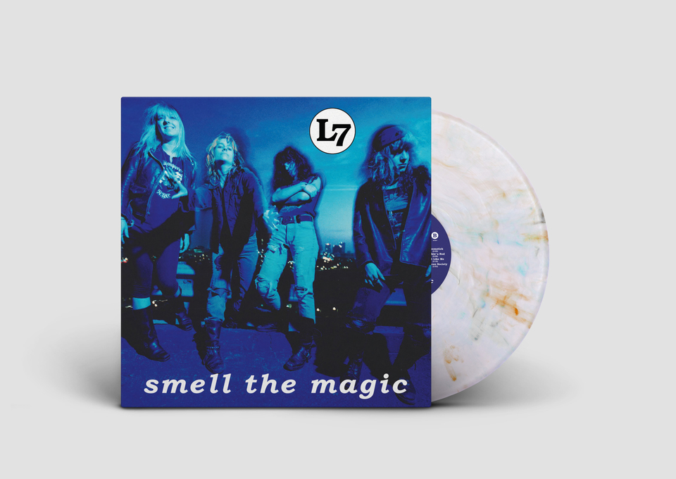 L7 – Smell The Magic 2020 Reissue