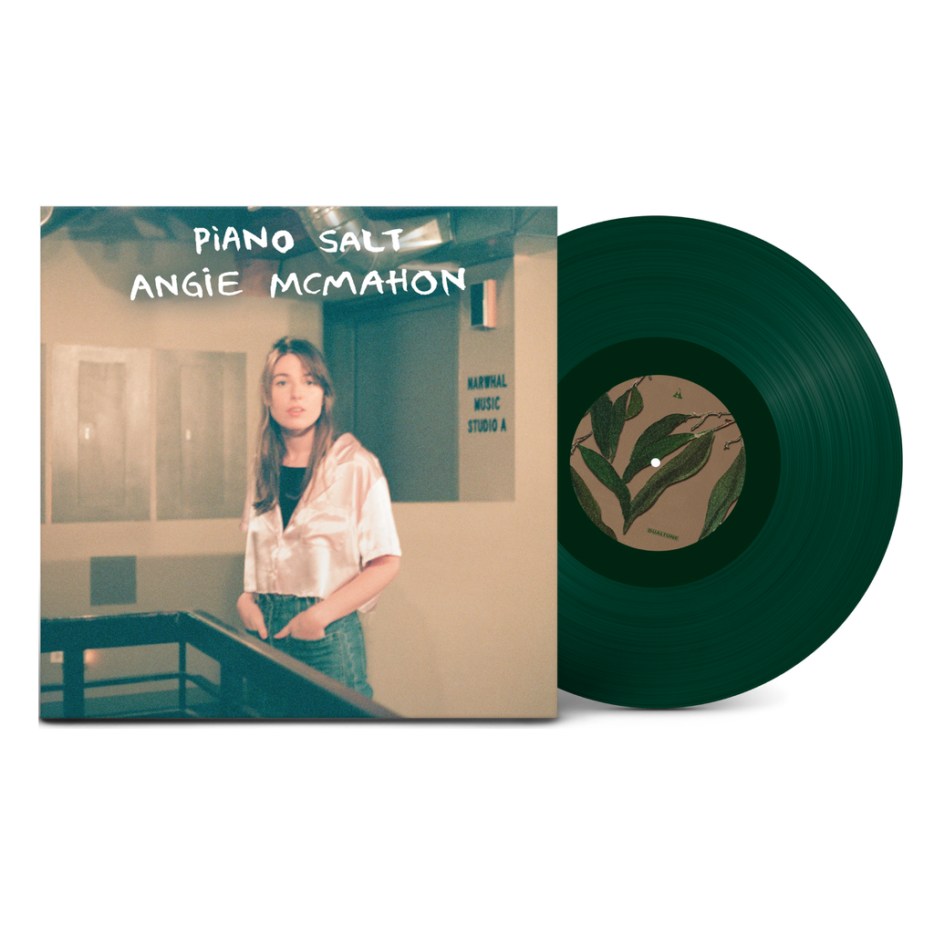 Angie McMahon – Piano Salt