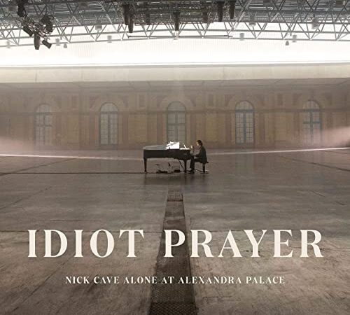 Nick Cave – Idiot Prayer: Nick Cave Alone At Alexandra Palace