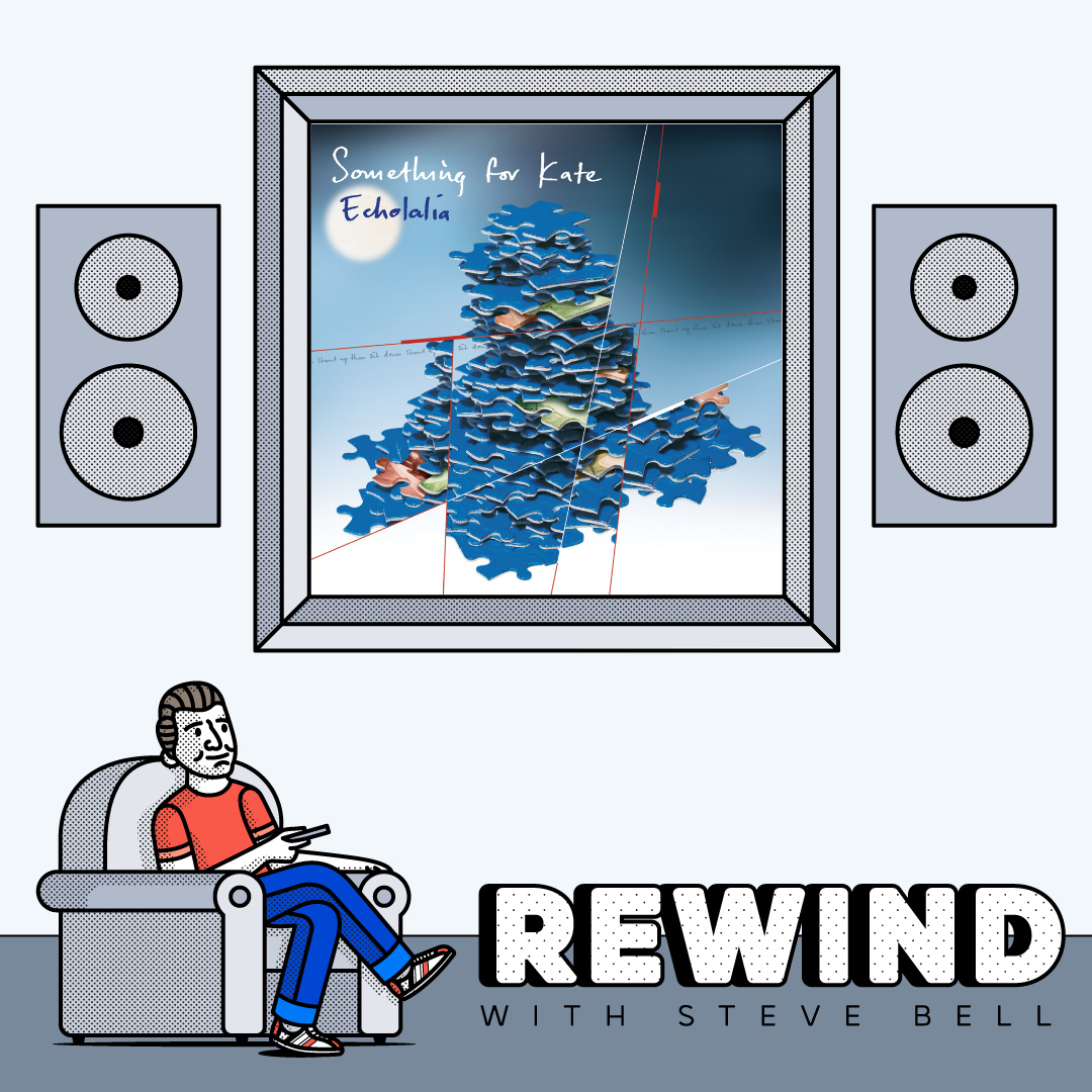 Belly's podcast Rewind With Steve Bell does Echolalia!
