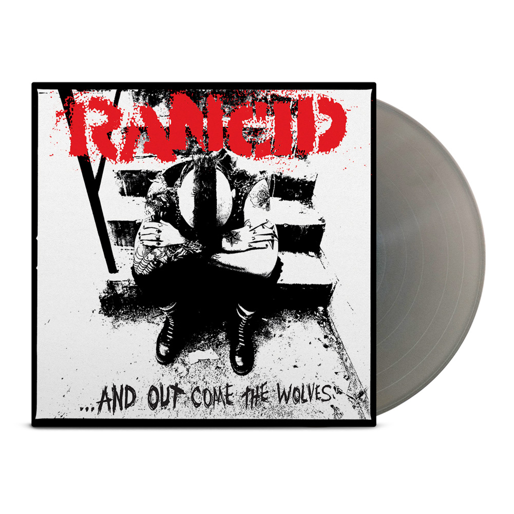 Rancid – …And Out Come The Wolves 25th Anniversary Reissue