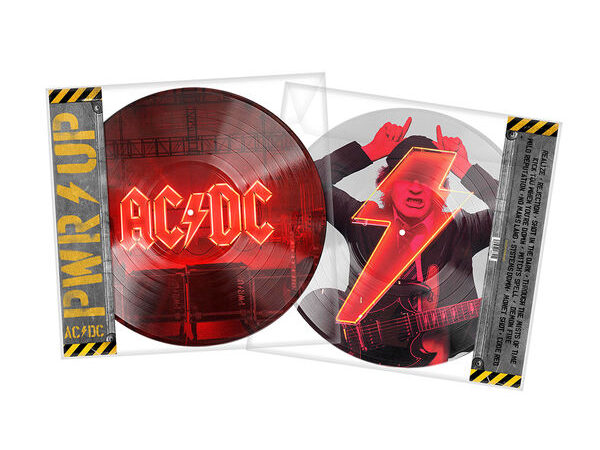 AC/DC – PWR/UP picture disc