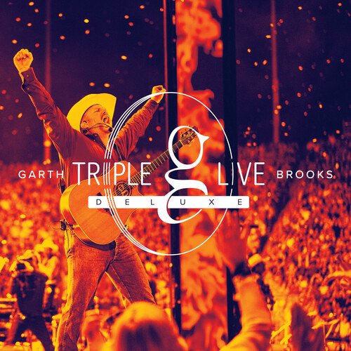 Garth Brooks – Triple Live Deluxe