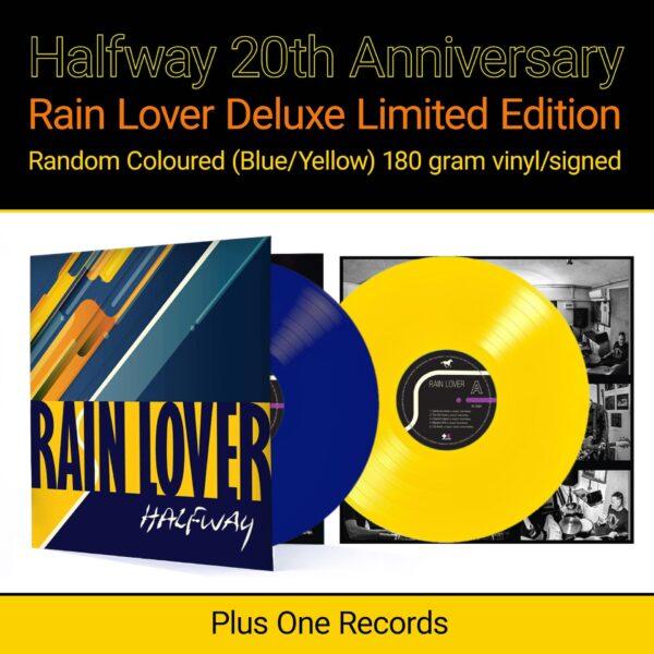 Halfway – Rain Lover 2020 reissue