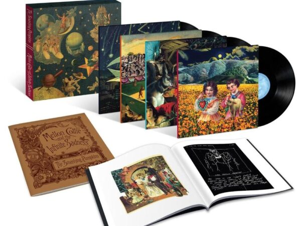 Smashing Pumpkins – Mellon Collie & The Infinite Sadness 2020 reissue