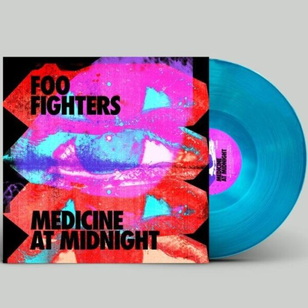 Foo Fighters – Medicine At Midnight