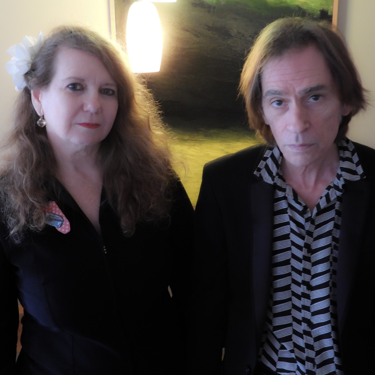Mick Medew & Ursula Collie to play Sonic Sherpa!