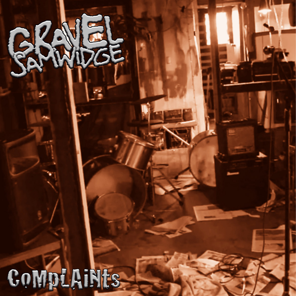 Gravel Samwidge – Complaints