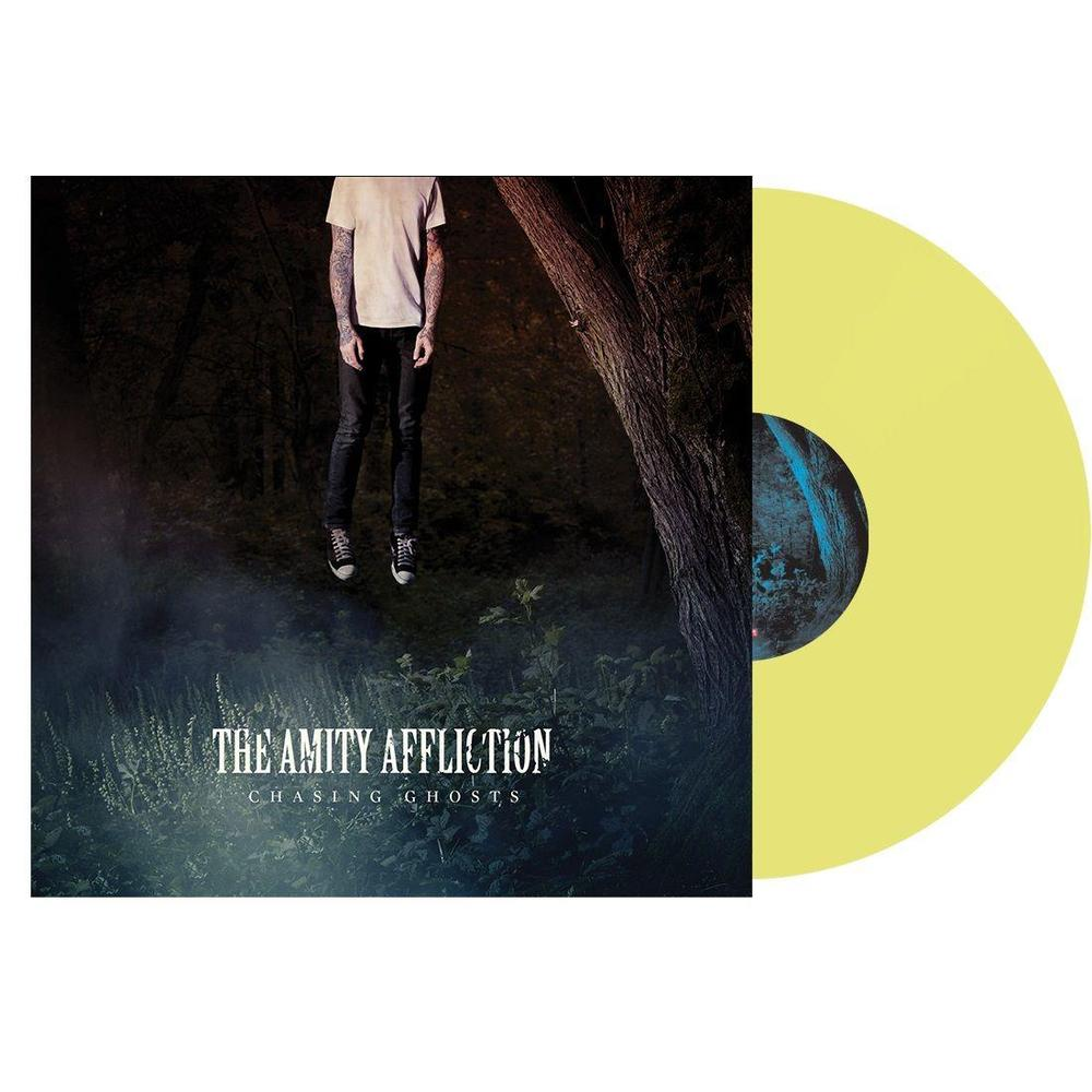 The Amity Affliction – Chasing Ghosts 2021 reissue