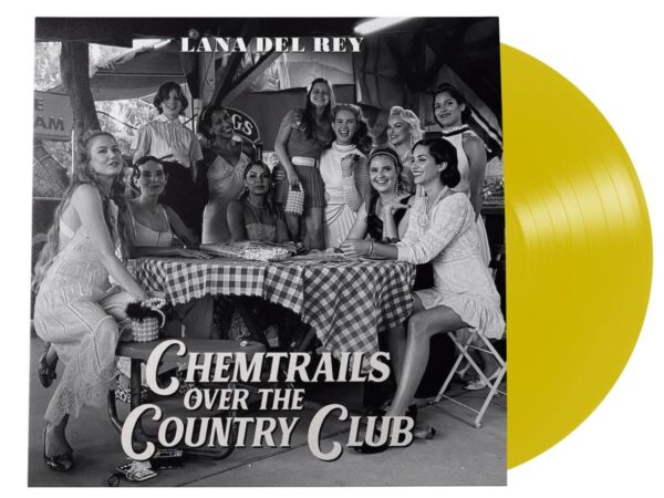 Lana Del Ray – Chemtrails Over The Country Club