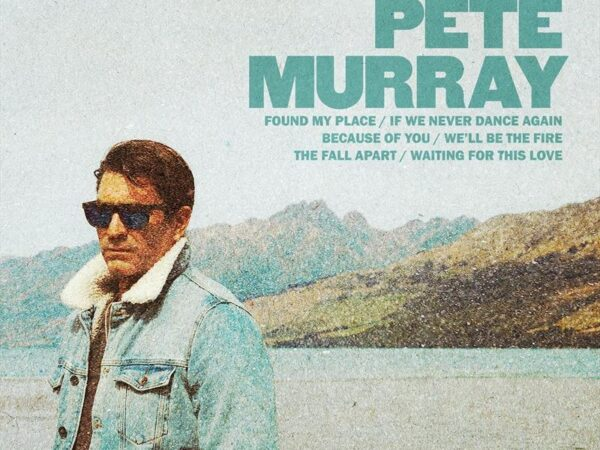 Pete Murray – The Night EP (signed)