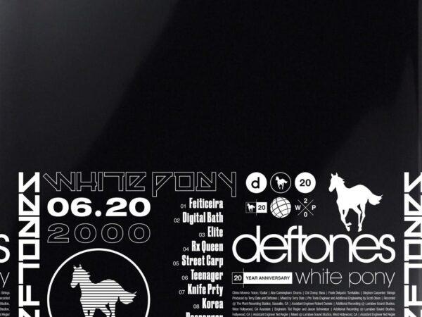 Deftones – White Pony Deluxe 20th Anniversary Edition