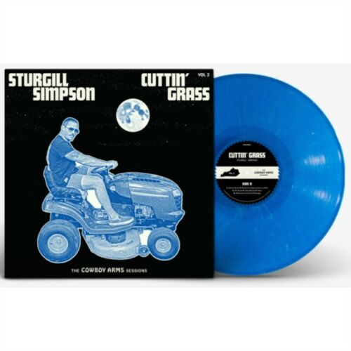 Sturgill Simpson – Cuttin' Grass Vol 2: The Cowboy Arms Sessions