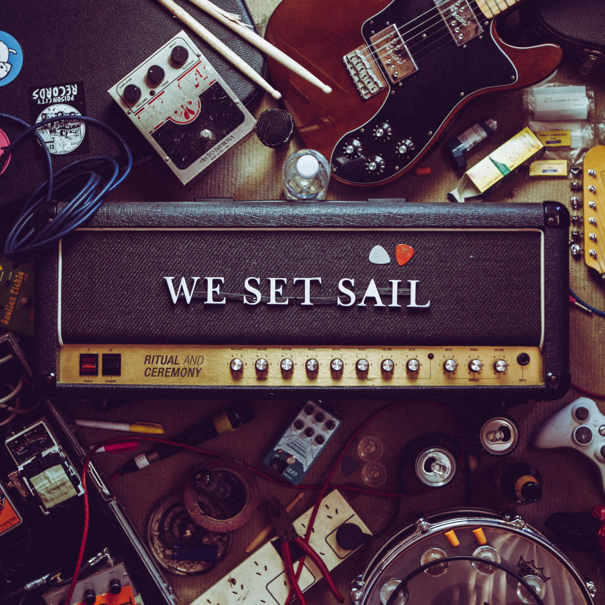 We Set Sail – Ritual And Ceremony