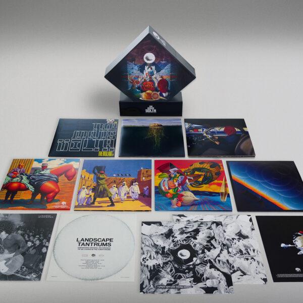 The Mars Volta – La Realidad De Los Sueños deluxe boxset