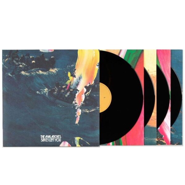 The Avalanches – Since I Left You 20th Anniversary Deluxe Reissue