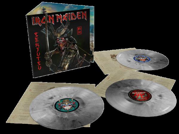 Iron Maiden -Senjutsu