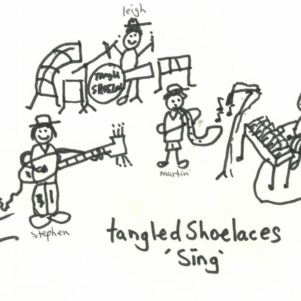 Tangled Shoelaces to play Sonic Sherpa! NEW DATE!