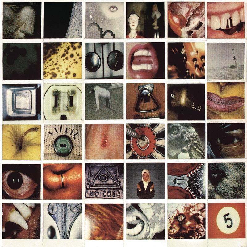 Pearl Jam – No Code 2021 reissue