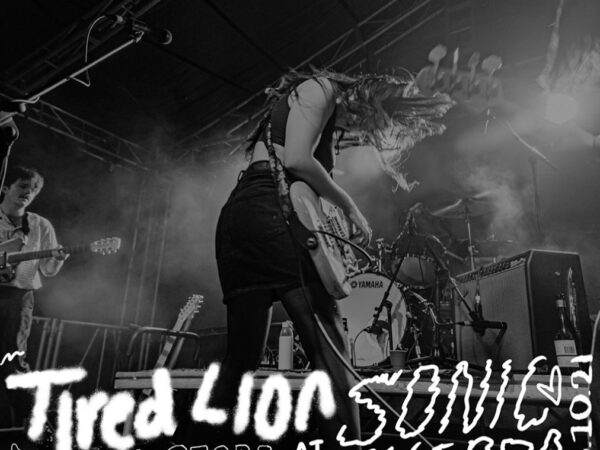 Tired Lion to play Sonic Sherpa! NEW DATE SOON!