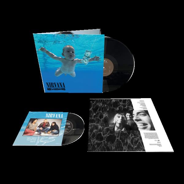 Nirvana – Nevermind 30th Anniversary Reissue