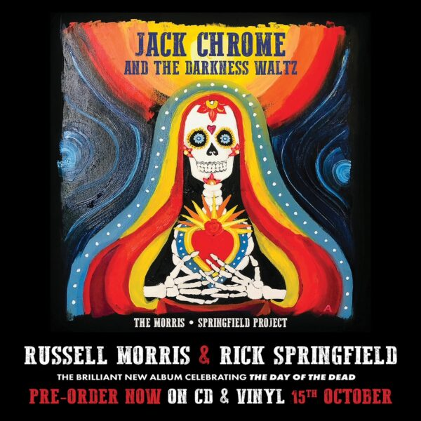 The Morris Springfield Project – Jack Chrome And The Darkness Waltz